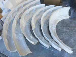 Custom Made Cornice Casts