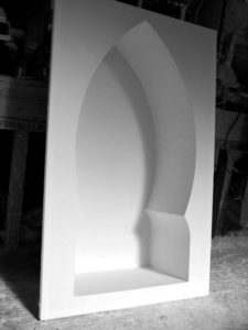 Moroccan Style Wall Niche