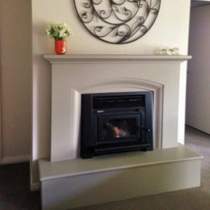 Tuscan Fire Surround